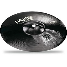 Colorsound 900 Splash Cymbal Black 12 in.