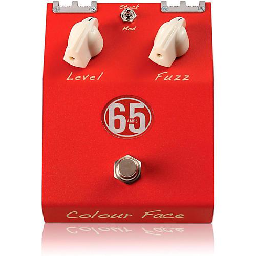 65amps Colour Face Germanium Fuzz Guitar Effects Pedal