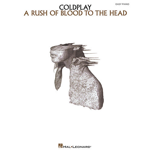 Hal Leonard Colplay - A Rush Of Blood To The Head For Easy Piano