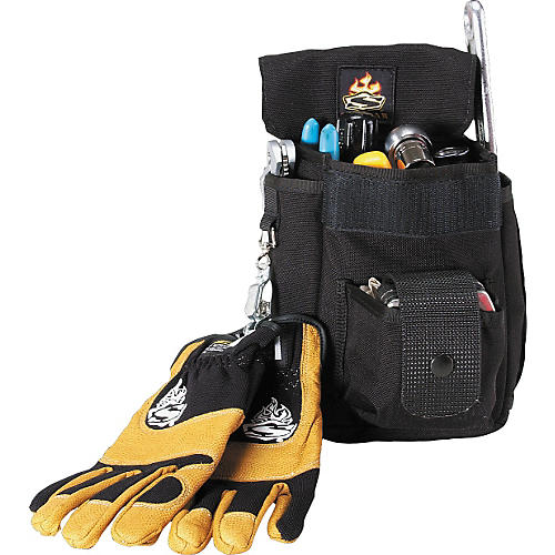 Setwear Combo Stage Tool Pouch with Glove Clip