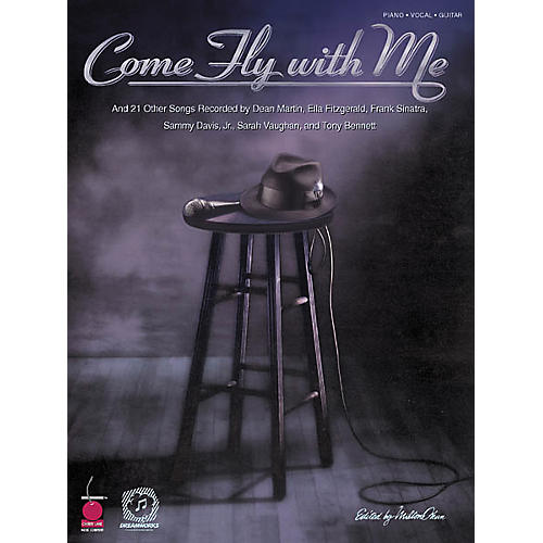 Cherry Lane Come Fly with Me - Standards Piano/Vocal/Guitar Songbook