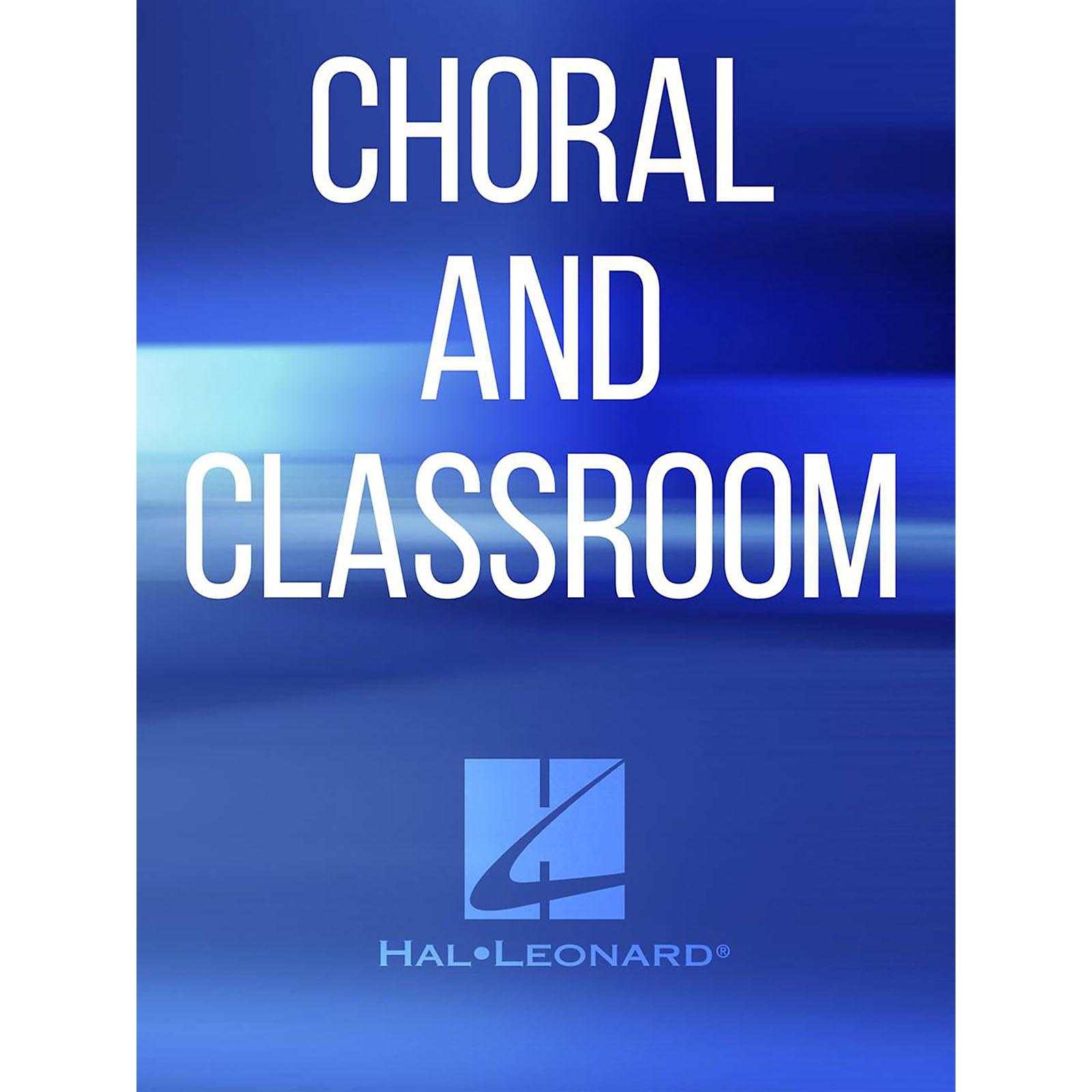 Hal Leonard Come Tune Your Cheerful Voice SATB Composed by Robin Benton