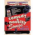 Hal Leonard Comedy & Novelty Songs from the Movies Piano, Vocal, Guitar Songbook thumbnail
