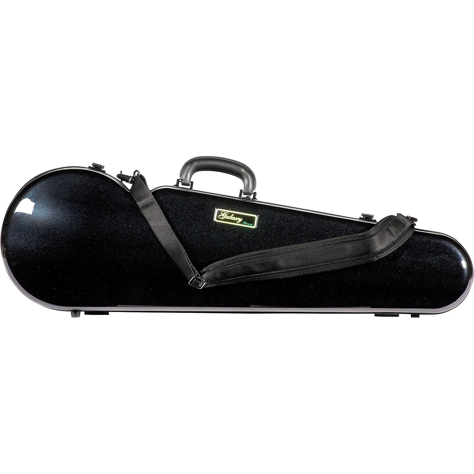 Galaxy Cases Comet 300SL Series Shaped ABS Violin Case