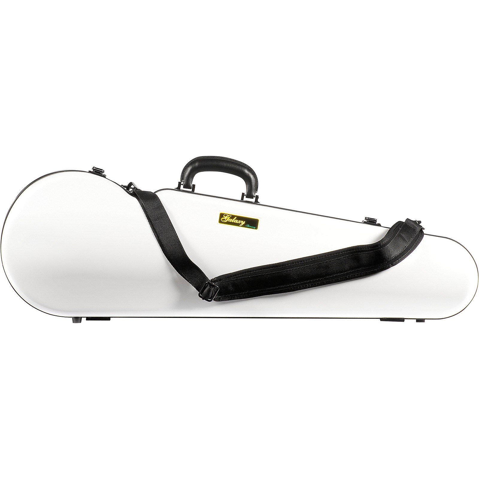 Galaxy Cases Comet 300SL Series Shaped ABS Violin Case