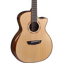 Open BoxWashburn Comfort Series Grand Auditorium Acoustic-Electric Guitar
