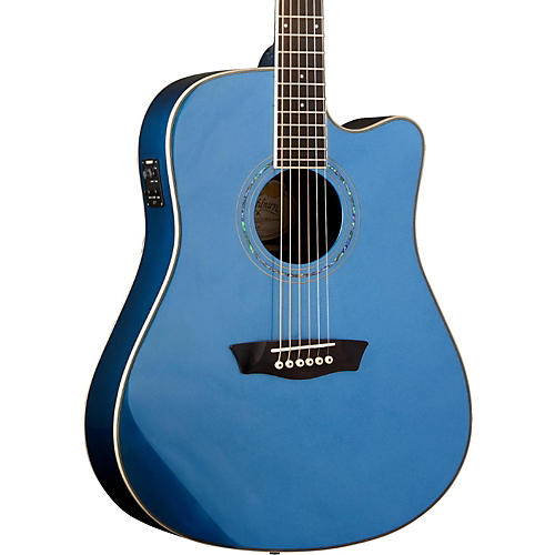 Washburn Comfort Series WCD18CE Acoustic-Electric Guitar