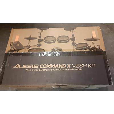 Alesis Command X Mesh-Head Electric Drum Set