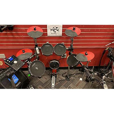 Alesis Command X Mesh-Head Electronic Drum Set Electric Drum Set