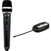 VocoPro Commander-Film-HandHeld Wireless UHF Microphone System