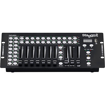 Stagg Commandor 10-1 DMX Lighting Controller
