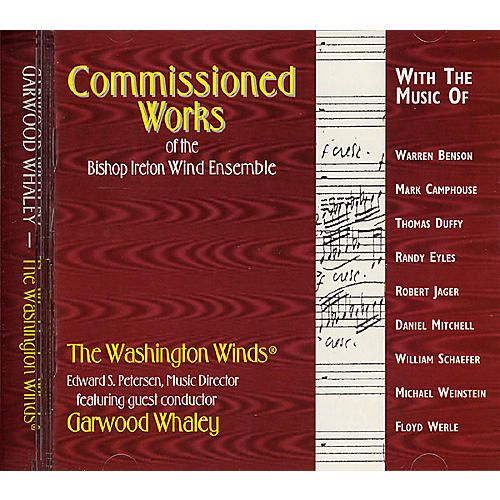 Meredith Music Commissioned Works of the Bishop Ireton Wind Ensemble Meredith Music Resource Series CD