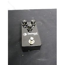 DIAMOND PEDALS Comp Jr Black Effect Pedal