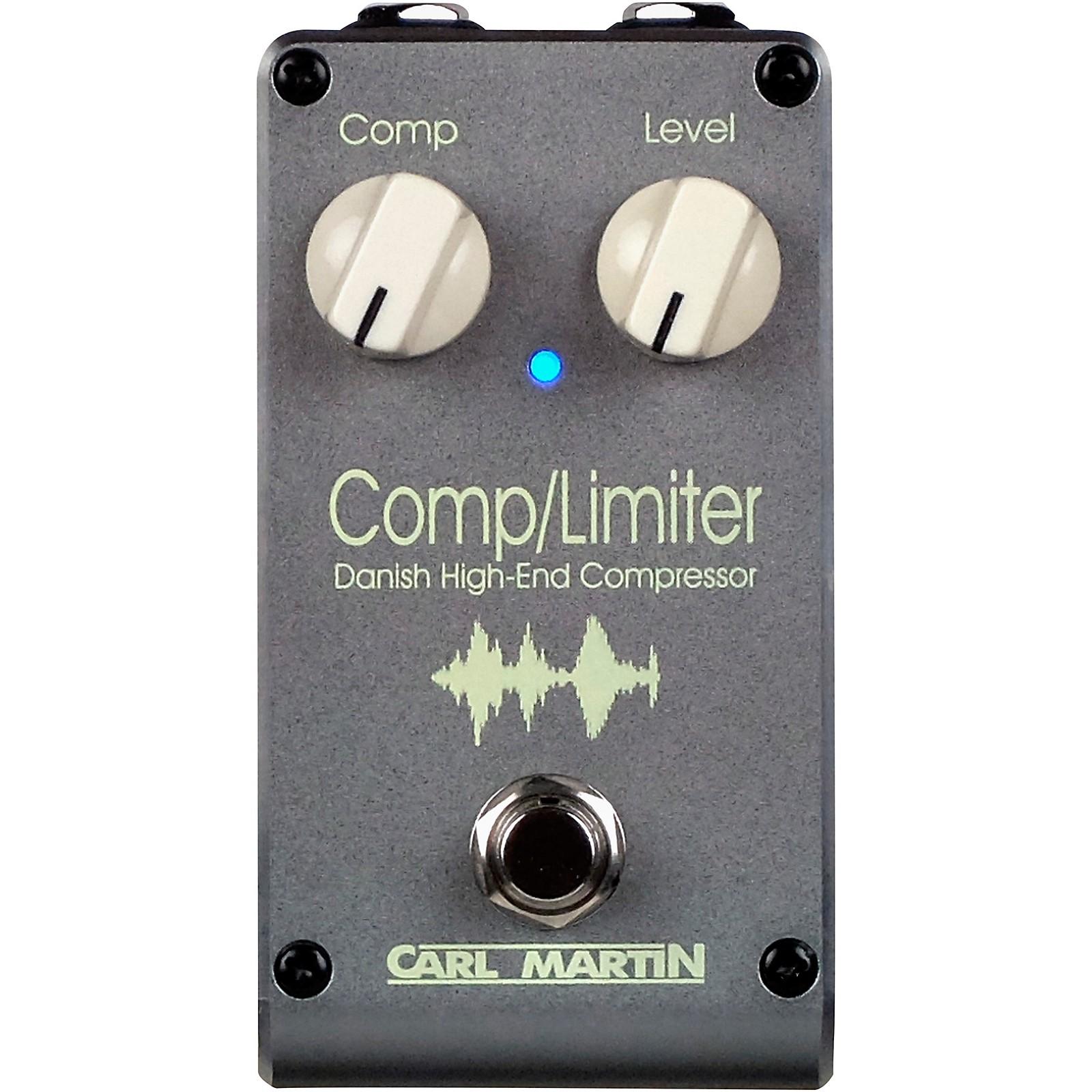 Carl Martin Comp Limiter Compressor Effects Pedal