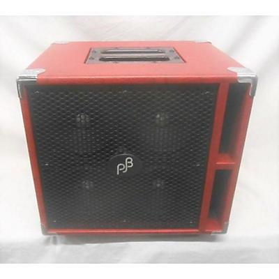Phil Jones Bass Compact-4 4x5 Bass Cabinet