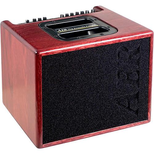 AER Compact 60/4 60W 1x8 Acoustic Guitar Combo Amp Mahogany Oak