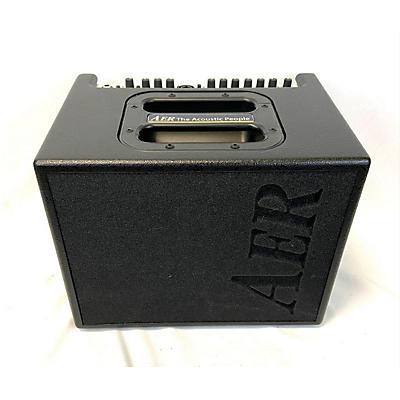 AER Compact 60/4 TE Acoustic Guitar Combo Amp