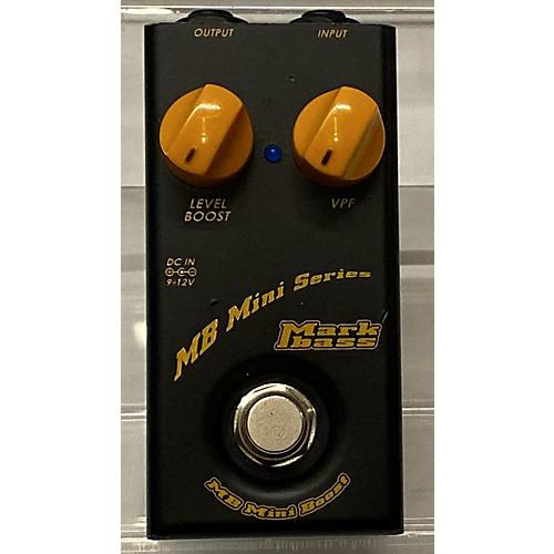 Compact Bass Boost Bass Effect Pedal