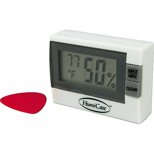 HumiCase Compact Electronic Hygro-Thermometer