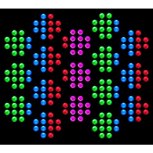 CHAUVET DJ Compact Pixel Mapping PAR