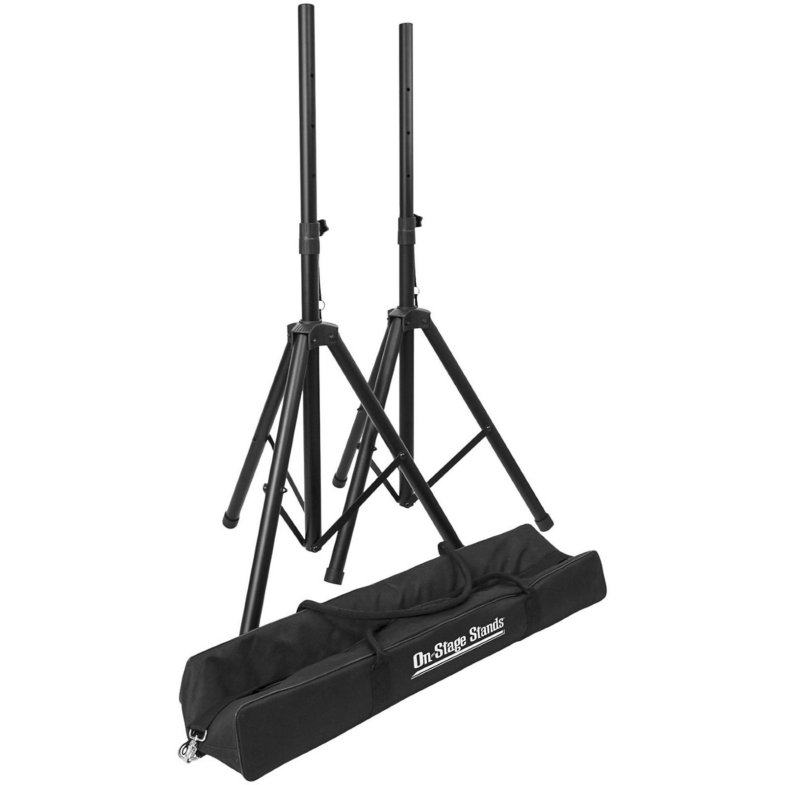 On-Stage Compact Speaker Stand Pack