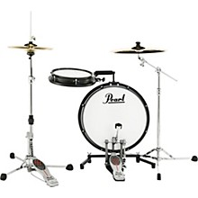 Open Box Pearl Compact Traveler 2-Piece Drum Kit