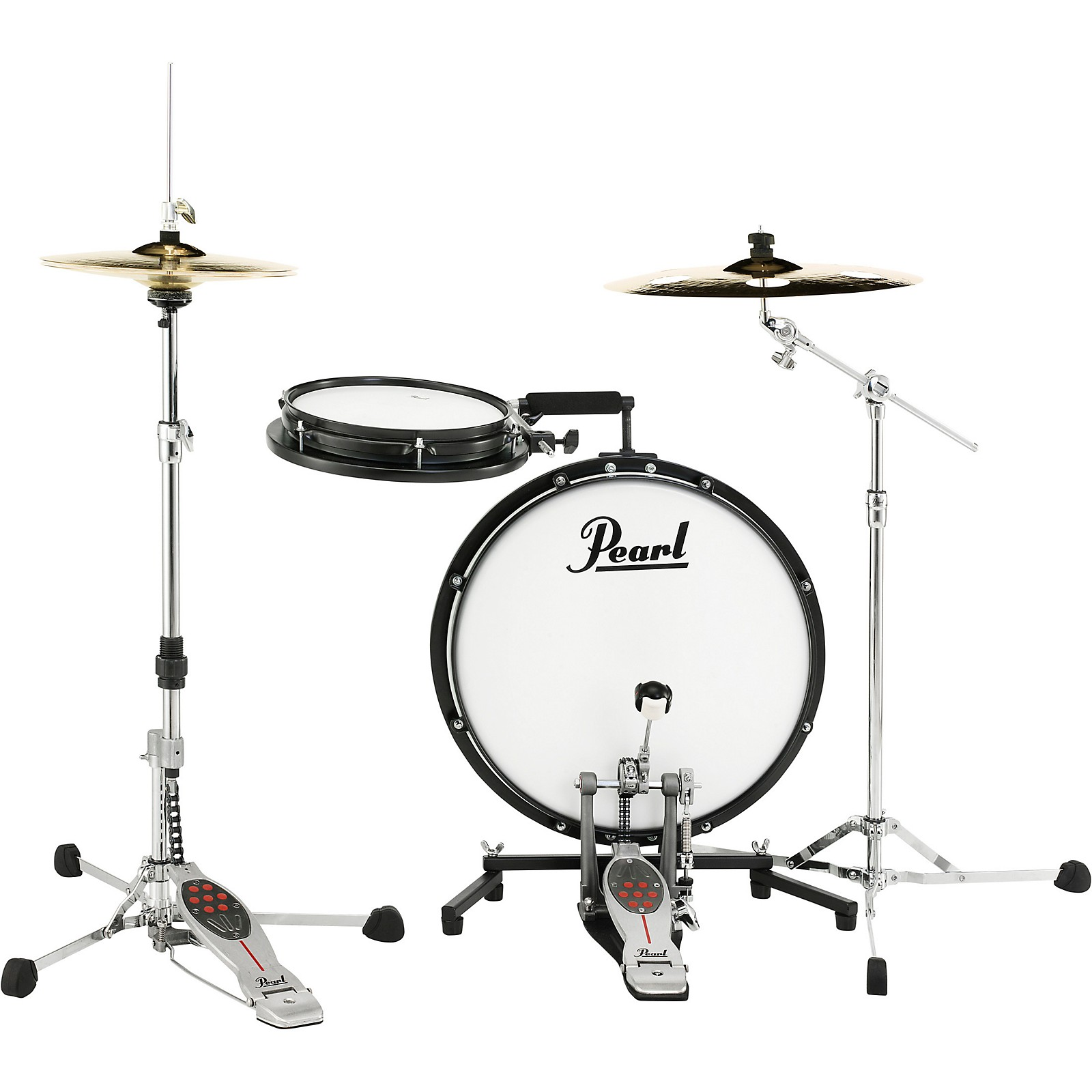 Pearl Compact Traveler 2-Piece Drum Kit