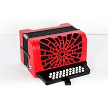 Open BoxHohner Compadre FBbEb Accordion