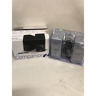 Bose Companion 2 Series III Speaker Pair Multi-Media Speaker