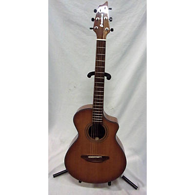 Breedlove Companion Copper CE Acoustic Electric Guitar