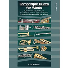 Carl Fischer Compatible Duets for Winds: Flute Book