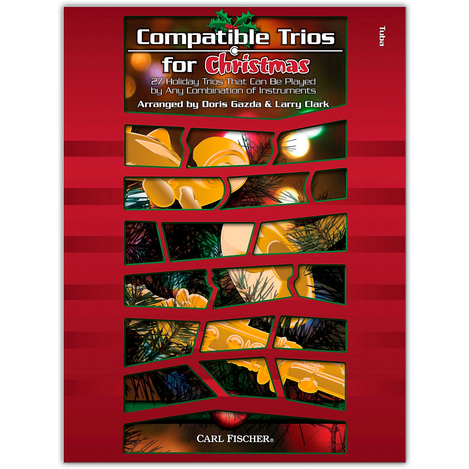 Carl Fischer Compatible Trios For Christmas – Tuba