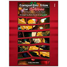 Carl Fischer Compatible Trios for Christmas - Flute