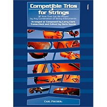 Carl Fischer Compatible Trios for Strings - Viola (Book)