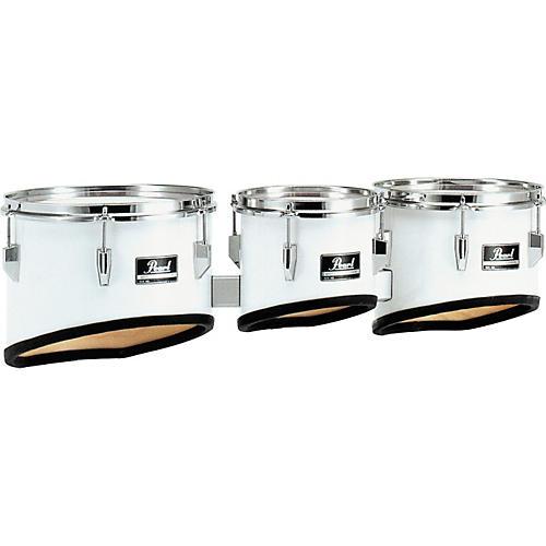 Pearl Competitor CMT802/C Trio Tom Set Pure White