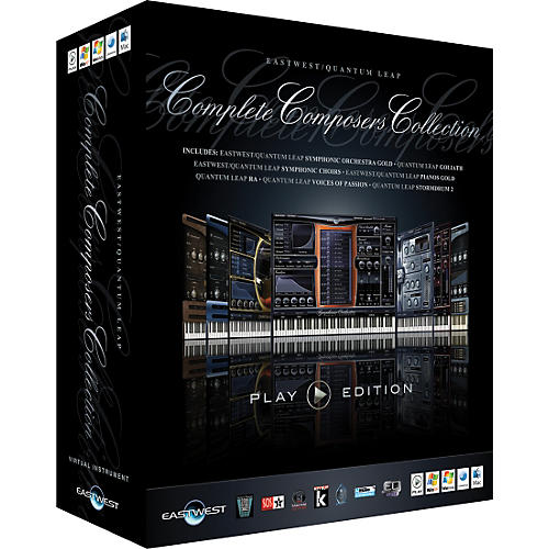 EastWest Complete Composers Collection - PLAY Edition
