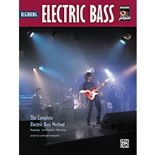 Alfred Complete Electric Bass Method: Beginning Electric Bass Book with CD