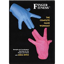 Finger Fitness Complete Hand Workout (DVD)