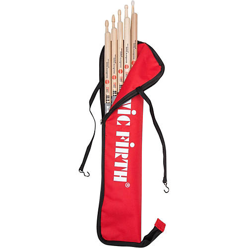Vic Firth Complete Modern Jazz Collection Drum Sticks With Free Stick Bag