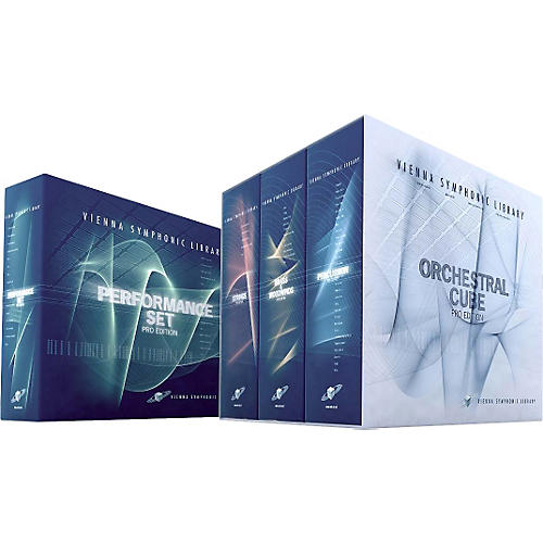 Vienna Instruments Complete Orchestral Package EXS