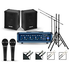 Phonic Complete PA Package with Powerpod 415R Mixer and Kustom KPC Speakers