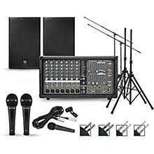 Phonic Complete PA Package with Powerpod 780 Plus Mixer and Electro-Voice Live X Speakers