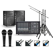 Phonic Complete PA Package with Powerpod 780 Plus Mixer and JBL Speakers