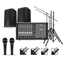 Phonic Complete PA Package with Powerpod 780 Plus Mixer with Electro-Voice EKX Speakers