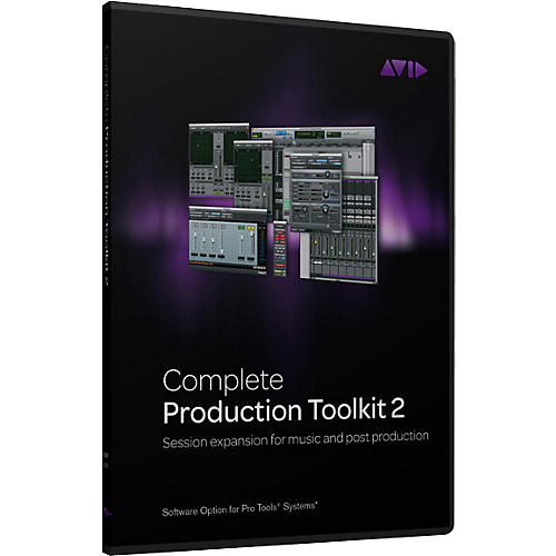 Avid Complete Production Toolkit 2