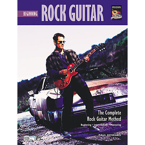 Alfred Complete Rock Guitar Method Beginning Rock Guitar