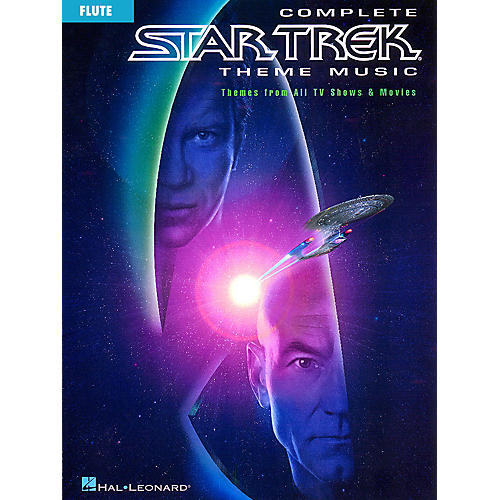 Hal Leonard Complete Star Trek® Theme Music Instrumental Folio Series
