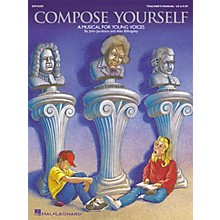Hal Leonard Compose Yourself (A Musical for Young Voices) ShowTrax CD Composed by John Jacobson
