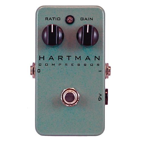 Hartman Electronics Compressor Guitar Effects Pedal