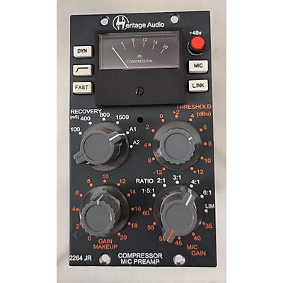 Heritage Audio Compressor MIC Preamp Channel Strip